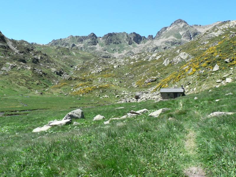 Cabane de la Vézine