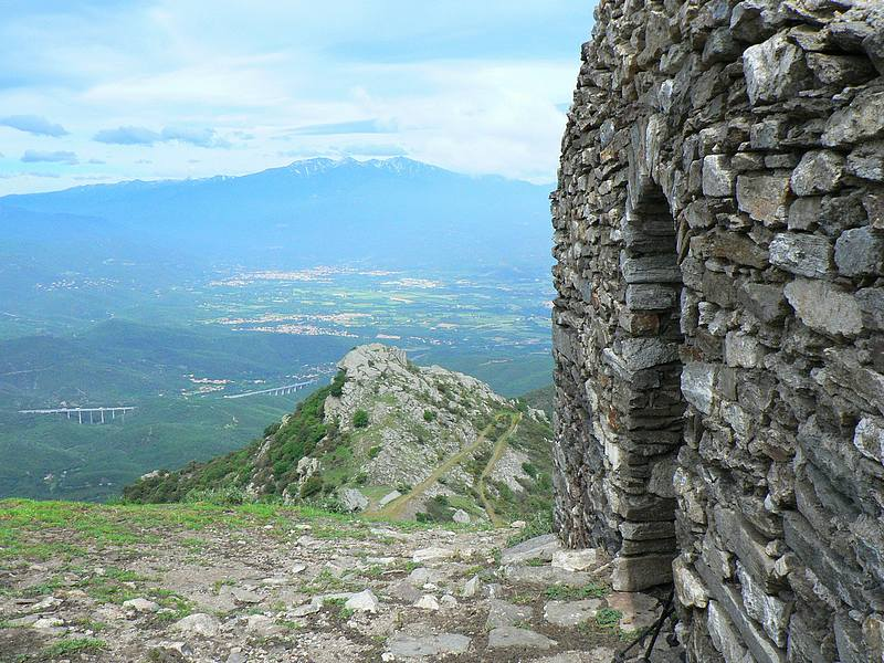 Canigou depuis Sant Christau