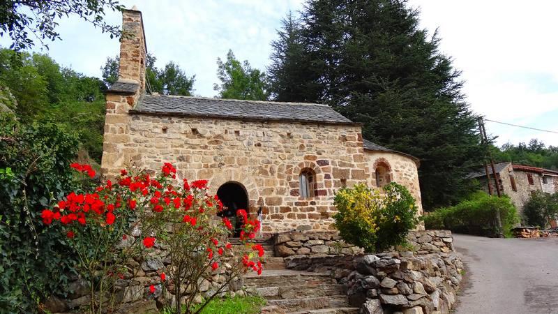 Chapelle de Thorrent
