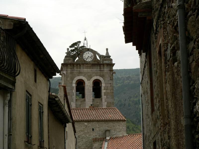 Eglise Mosset