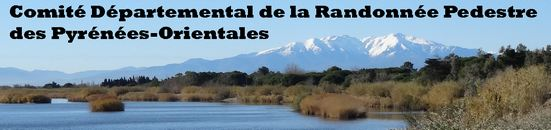 Comité départemental de la randonnée dans les Pyrénées Orientales