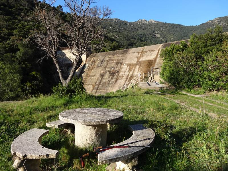 Barrage El Panta