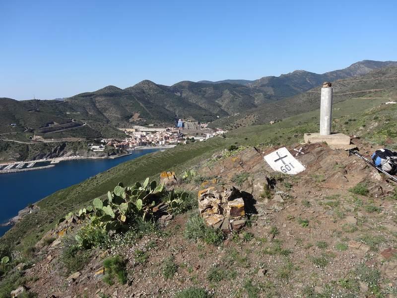 Depuis le Puig de Cerbère