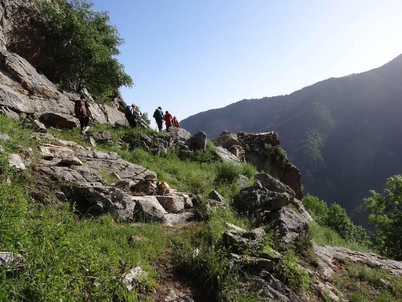 Le chemin de Ramader