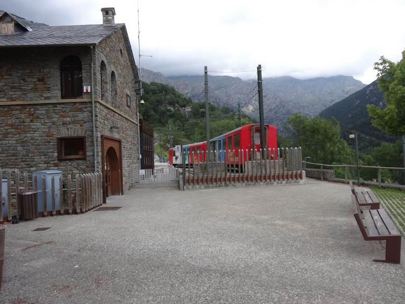 Gare de Queralbs