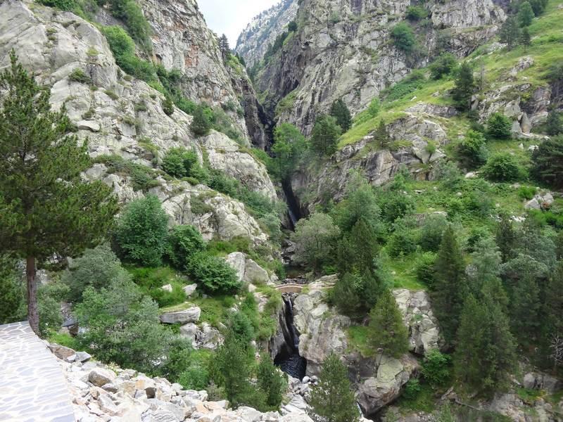 Pont sr le Riu de Nuria