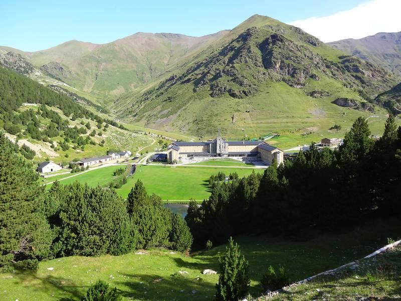 Sanctuaire de Nuria