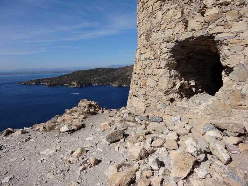 Depuis la tour de Norfeu