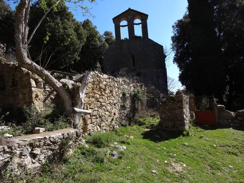 Sant Miquel de Bassegoda - Can Sala