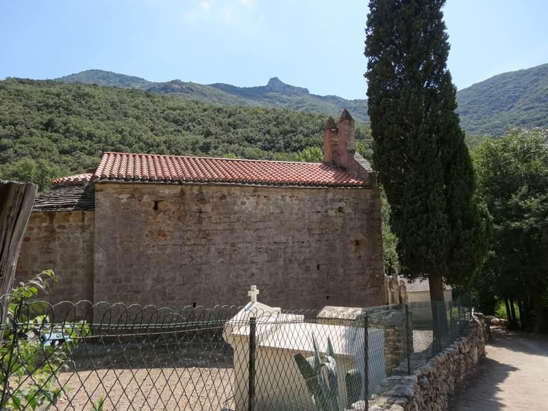 Eglise de Lavall
