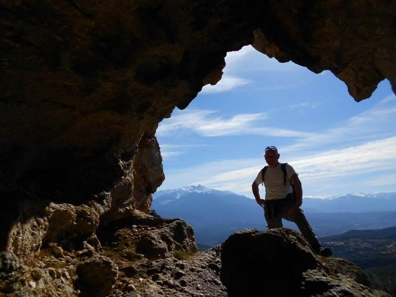 La grotte de Moro