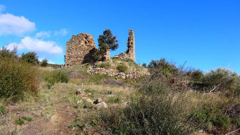 Ruines de Las Cazas
