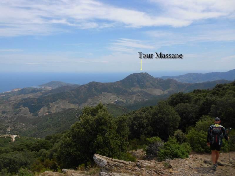 La tour Massane