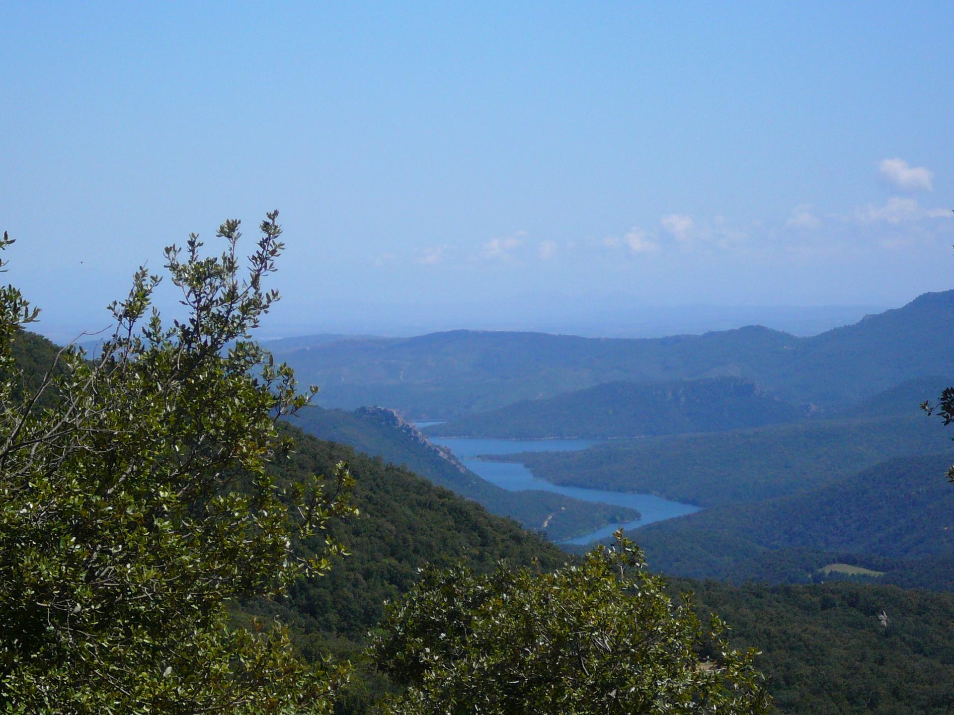 Le lac de Darnius / Boadella