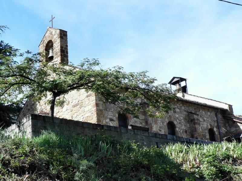 Eglise d'Escaro