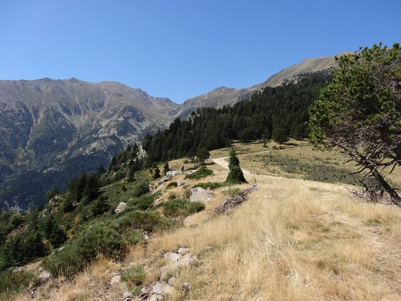 panorama depuis Prats Cabrera