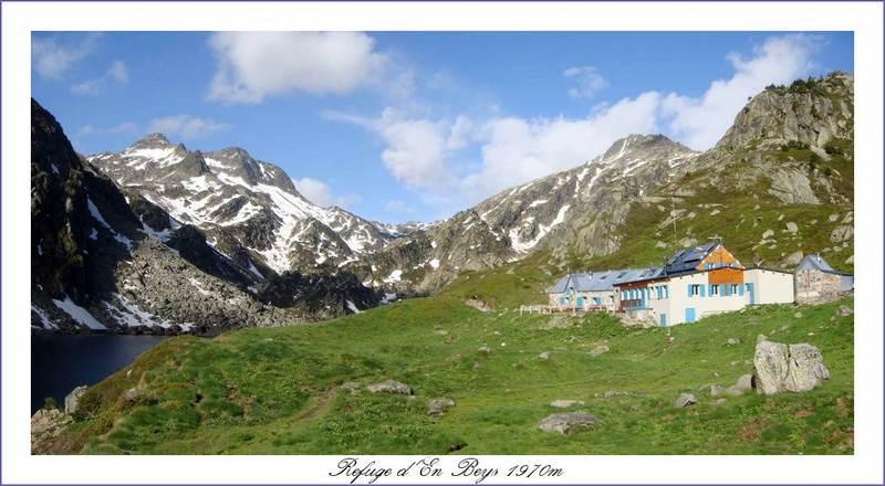 Refuge d'En Beys, panorama