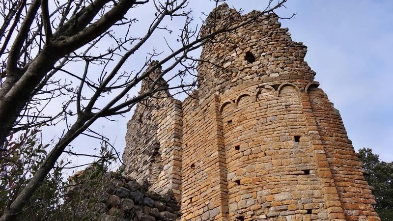 Ruine de Molhet