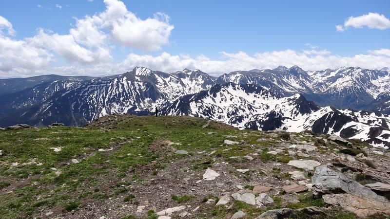 Au sommet du Tarbesou