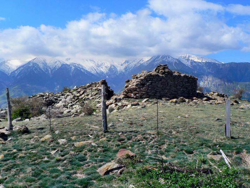 Ruines Ste Anne
