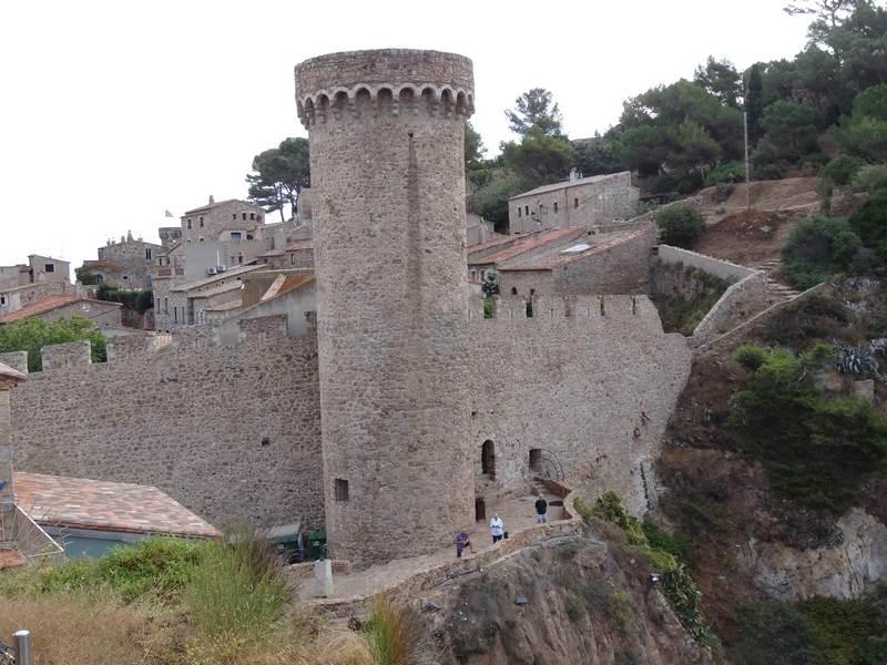 Tossa de Mar, la Villa Vela